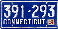 1963 Decal